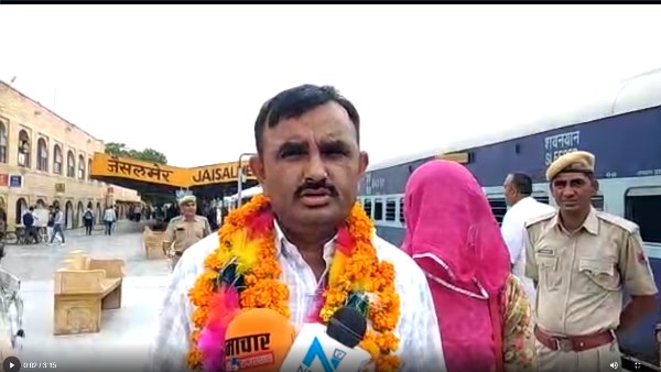 Jaisalmer Head Constable Jalam Singh to be awarded the Pandit Govind Ballabh Pant Award