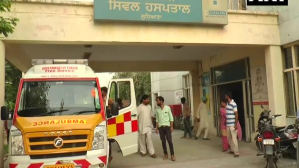 Two prisoners died and two others were injured after lightening struck them at a Ludhiana Jail