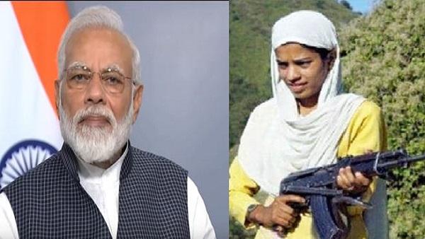 ये भी पढ़ें: पीएम मोदी ने कश्मीर की इस लड़की की बहादुरी का किया जिक्र, इन चार बहादुरों का भी आया नाम