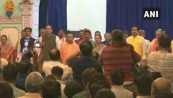 23 MLAs take oath as ministers in Uttar Pradesh Government