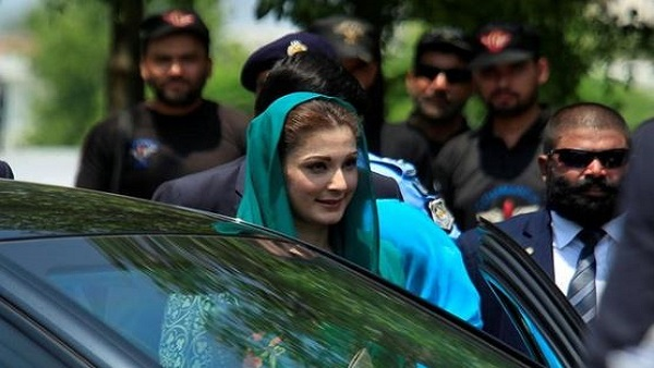 Pakistan: Maryam Nawaz daughter of Nawaz Sharif has been arrested by NAB