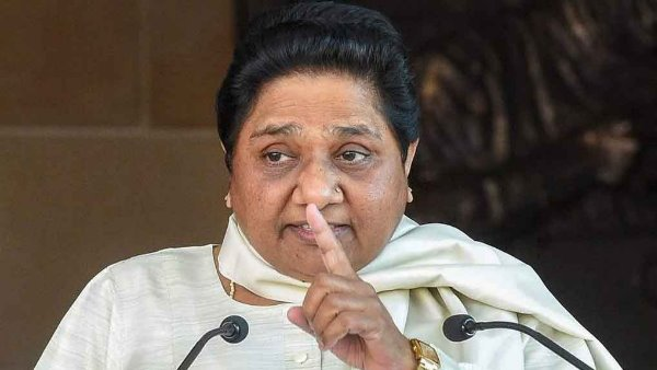 bsp president mayawati tweet about shivpuri incident