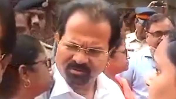 Mumbai mayor manhandles woman, watch viral video