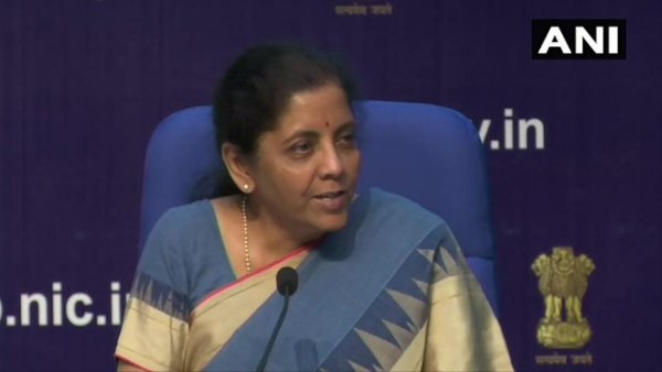nion finance Minister Nirmala Sitharaman says indian economy is good condition