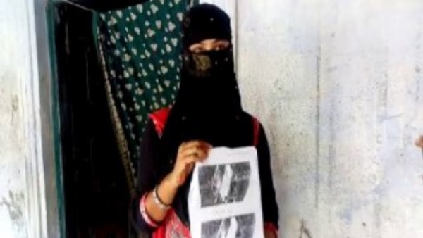 man gives triple talaq to wife from saudi arabia and circulating her intimate video to relatives