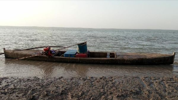 BSF confiscated Pakistani boats at kutch border