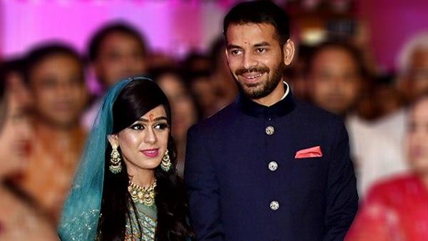 Tej Pratap has filed for divorce