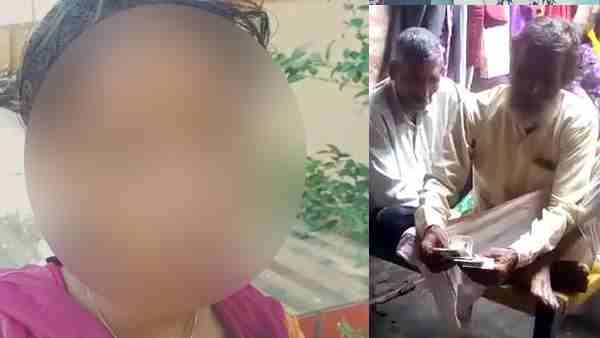 15 year old daughter sold by father for five thousand rupees