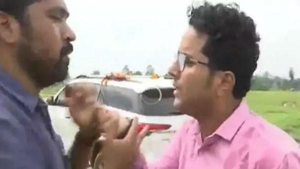 <strong>इसे भी पढ़ें- पत्रकार को 'ठोक कर बजाने वाले' प्रियंका के करीबी संदीप सिंह के खिलाफ FIR दर्ज</strong>
