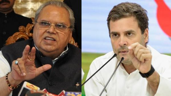 Governors office says Rahul Gandhi for spreading fake news regarding situation of Jammu and Kashmir