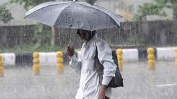 दिल्ली- यूपी में भारी बारिश की आशंका, उत्तराखंड में Red Alert