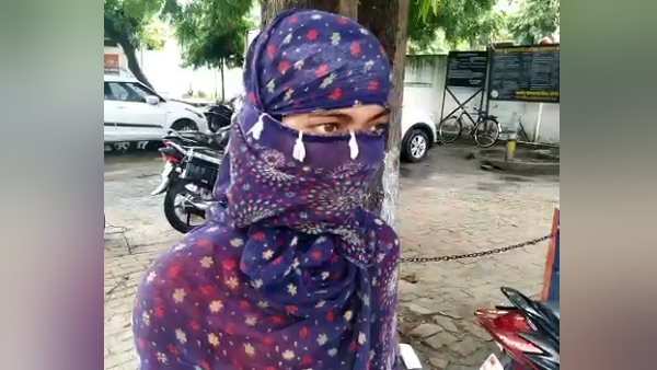 bareilly woman physically harassed by neighbours