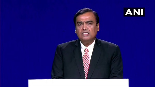 reliance agm 2019 big-announcement by mukesh ambani live
