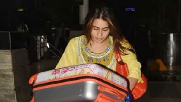 sara ali khan gesture on airport was so impressive that rishi kapoor praised her