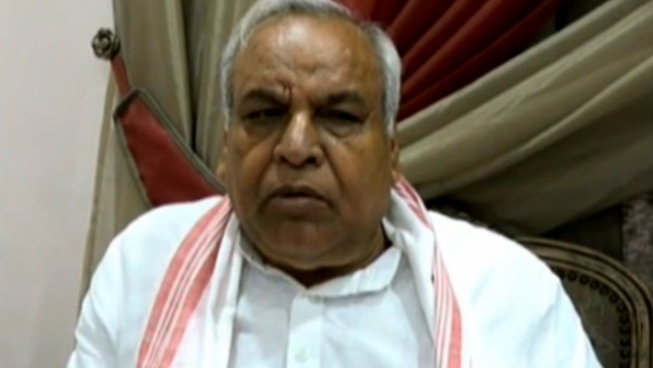 bjp mp satyadev pachauri statement on sonia gandhi