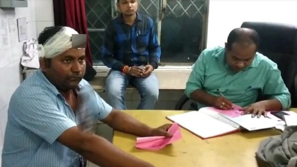goons attack on family over land dispute in shahjahanpur