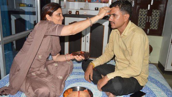 RakshaBandhan 2019 : इकलौते भाई को मौत के मुंह से निकाल लाई बहन, खुद की जान की नहीं की परवाह