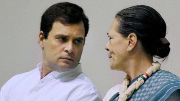 यह पढ़ें:#CongressPresident: पार्टी की कमान फिर से सोनिया के हाथ, गांधी परिवार के ये लोग संभाल चुके हैं कुर्सी
