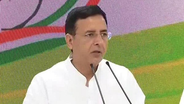 Randeep Surjewala government called individual parties why did he not call congress