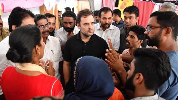 <strong>राहुल गांधी ने आरबीआई गवर्नर को लिखी चिट्ठी, केरल के किसानों के लिए मांगी रियायत</strong>