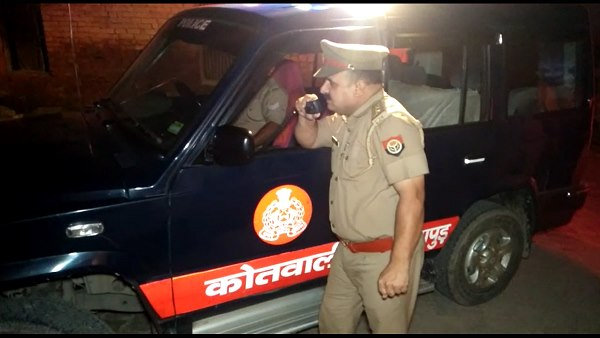 Hapur Police face problems due to Rumors of child theft