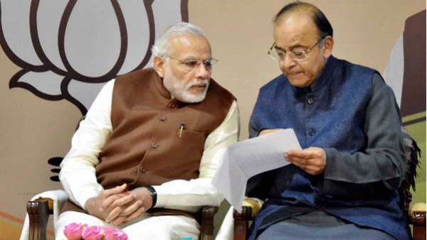 Jaitley's talk is so important, because ...