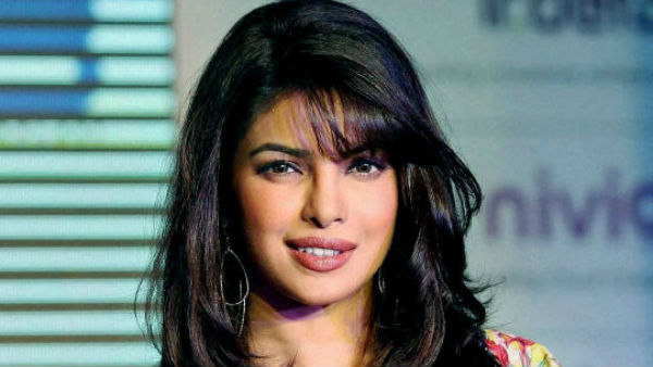 Priyanka's graceful reply where the hall resonated with applause