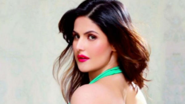 Zarine Khan's big reveal on casting couch