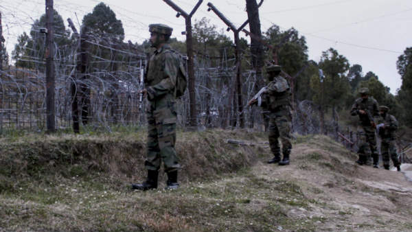 Pakistani SSG commandos seen in large numbers near LoC