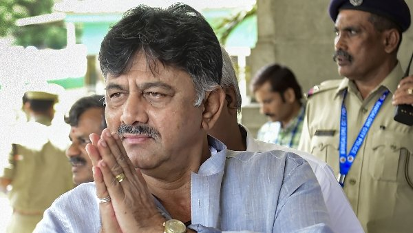 MP Crisis: DK Shivakumar is in tiuch with rebel congress MLAs, said Most Will Return in Congress