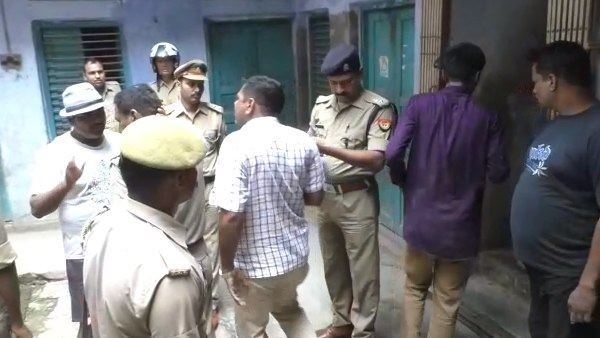 Rajendra Upadhyay and his entire family absconding
