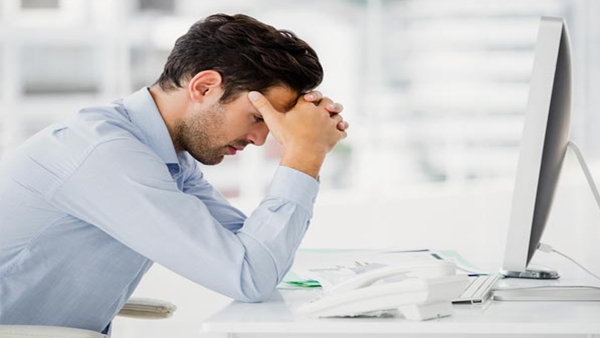 economy slowdown increase mental stress among senior executives of Indian companies