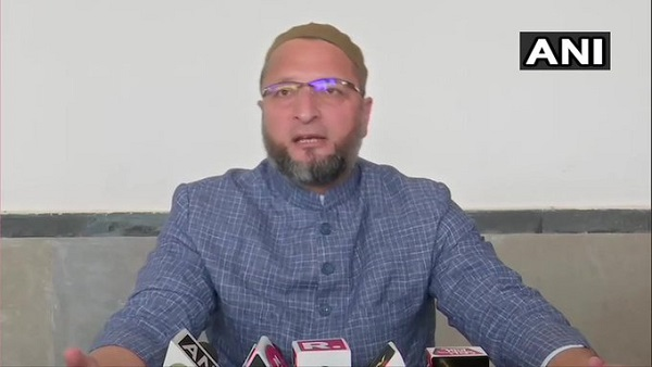 Asaduddin Owaisi asks Why does former CM need to seek permission to travel to jammu-kashmir