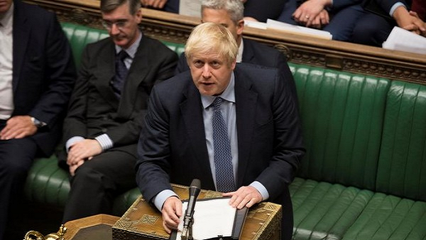 UK Supreme Court rules Prime Minister Boris Johnsons suspension of parliament was unlawful