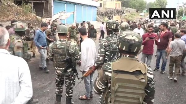 3 Terrorists Killed, 1 army personnel has lost his life, Hostage Rescued In Encounter In JKs Ramban