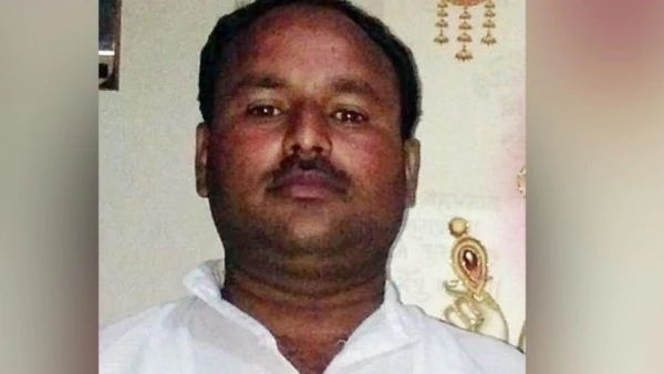 BJP leader murdered in Hapur by mirchi gang member