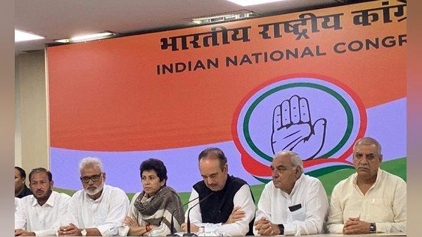 पढ़ें: भाजपा के बाद अब कांग्रेस ने दिया इनेलो को बड़ा झटका, अशोक अरोड़ा समेत 4 नेताओं की एंट्री कराई