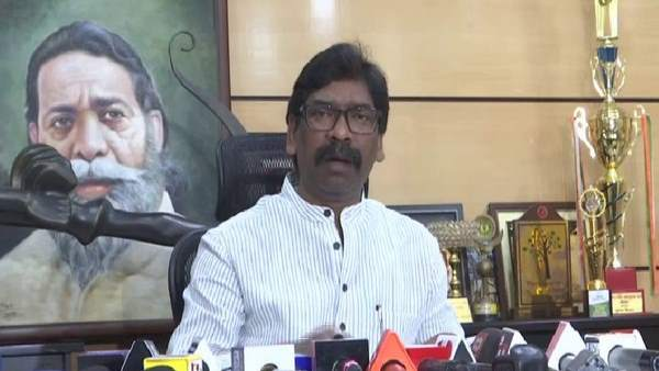 Hemant Soren says if CM does not apologies for his false allegations, legal action will be taken