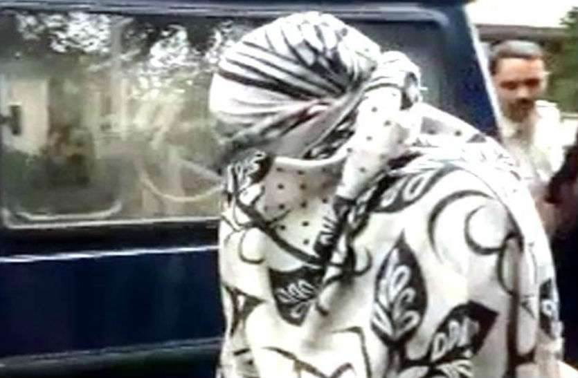 These Five women Arrested in Honey trap case of Madhya pradesh