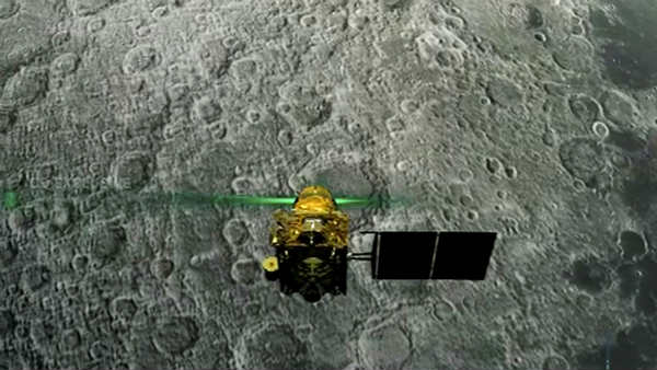Chandrayaan-2: Isro has not given up efforts to regain link with Vikram lander