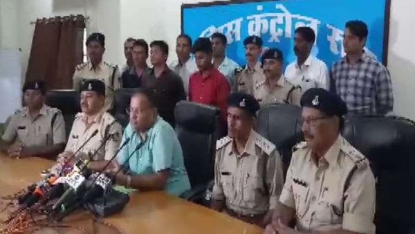 प्रेमी रमन सिंह सैयाम गिरफ्तार