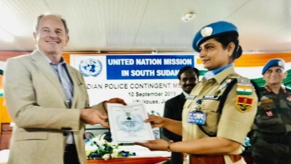 Kamal Shekhawat : राजस्थान की पुलिस अफसर ने सूडान में कर दिखाया कमाल, पूरे देश को हो रहा गर्व