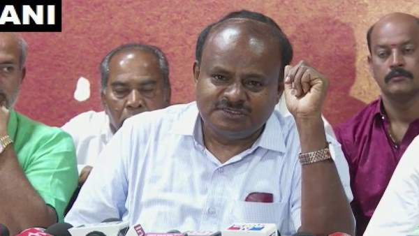 HD Kumaraswamy says PM Narendra Modi being there at Isro centre was a bad omen for the scientists
