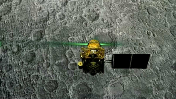 Chandrayaan-2: only 3 days to re-establish contact with Vikram lander on Moon