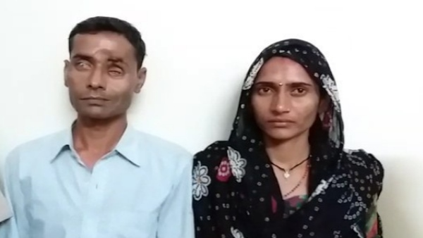 Love Story of Sikar Gril Suman And Blind youth of Jhunjhunu