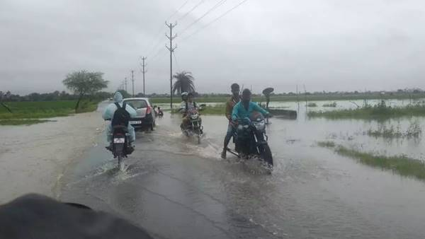 Madhya pradesh weather very heavy rainfall expected many districts Indore Bhopal