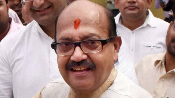 Amar Singh Tweets Asks Congress mp P Chidambaram How Do You Feel in jail
