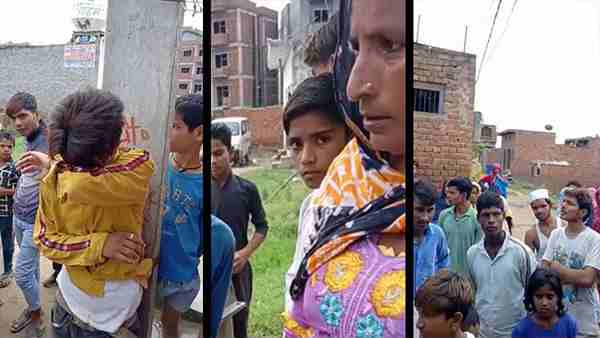 Women girlfriend beaten in Meerut