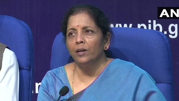 GST rate on slide fasteners has been reduced , Finance Minister Nirmala Sitharaman after meeting of 37th GST Council