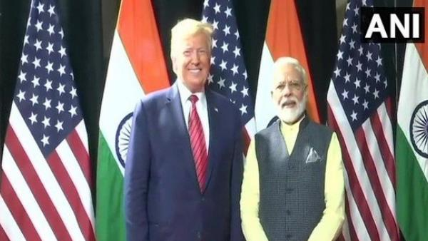 US President Donald Trump unexpected visit to UNSG Summit to listen pm modi
